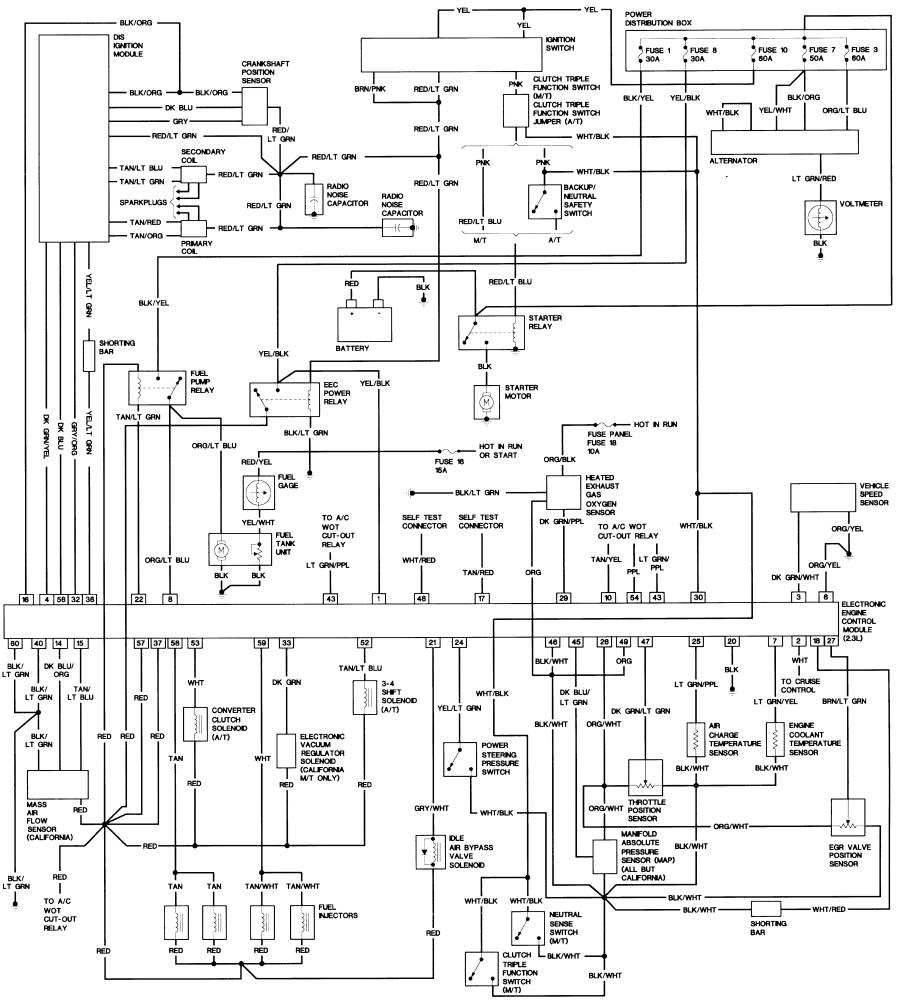 Wiring Diagram For 2003 Ford Explorer - Wiring Diagram M2 on