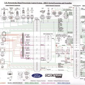 1999 ford F250 Super Duty Radio Wiring Diagram | Free ...