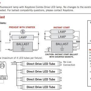 Lamp T Fluorescent Ballast Wiring Diagram on