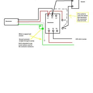 2 Pole Contactor Wiring Diagram - 2 Pole Contactor Wiring Diagram Download 2 Pole Contactor Wiring Diagram for In A1 A2 13g