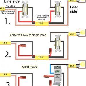 2 Pole toggle Switch Wiring Diagram - Pole Switch Wiring Diagram Rotary Single toggle within 2 Random New 14i