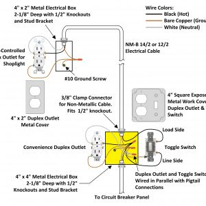 2 Pole toggle Switch Wiring Diagram - Wire 3 Way Switch to Outlet New Wiring Diagram for 3 Way toggle Switch Valid 13g