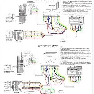 2 Stage Heat Pump Wiring Diagram - Carrier Heat Pump Wiring Diagram thermostat Hvac thermostat Wiring Diagram Lovely Wonderful Carrier Heating thermostat 12h