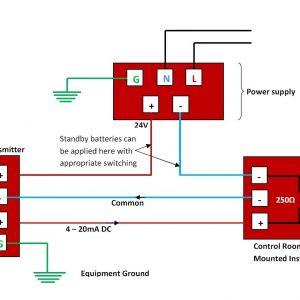 2 Wire Pressure Transducer Wiring Diagram - 3 Wire Pressure Transducer Wiring Diagram 16c