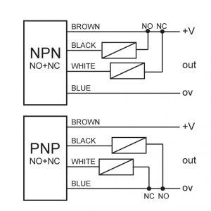 2 Wire Proximity Sensor Wiring Diagram - Inductive Proximity Sensor Wiring Diagram Examcram 9n