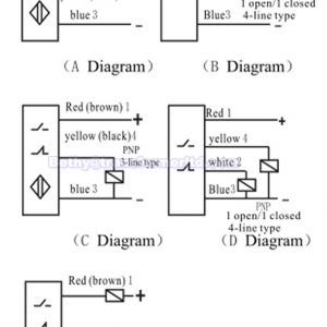 2 Wire Proximity Sensor Wiring Diagram - Wiring Diagram 14m