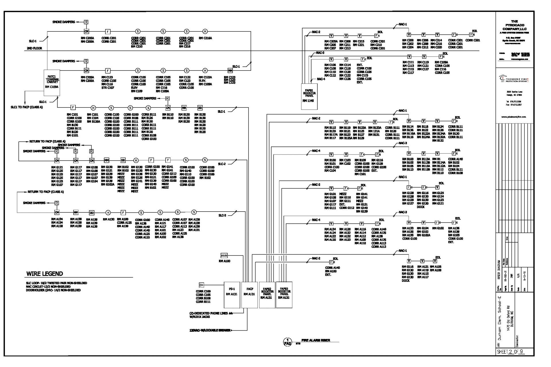Wiring Diagram For Fire Alarm Pulls Wiring Diagram Gp