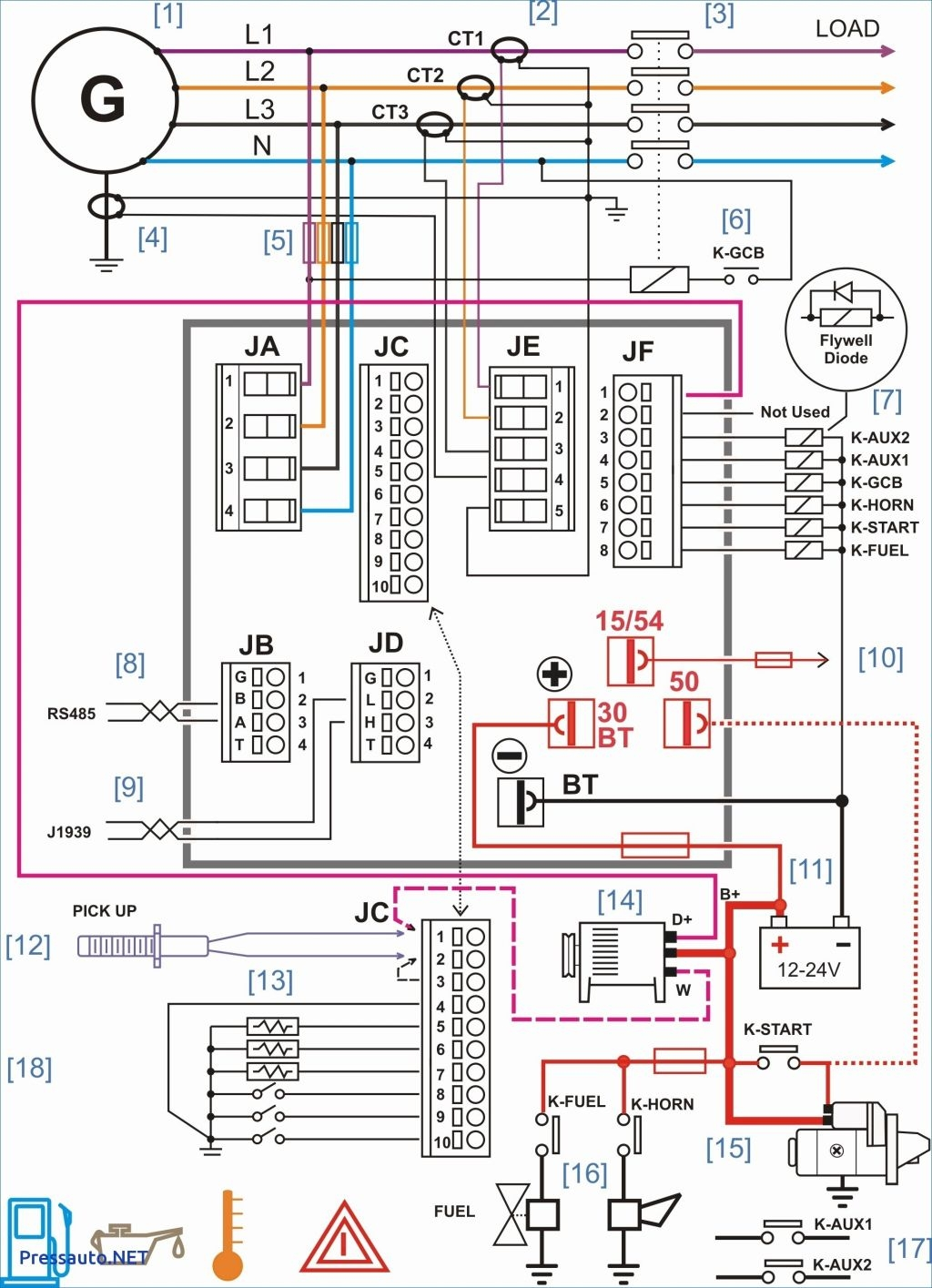 200 amp automatic transfer switch wiring diagram free
