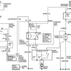 2000 Chevy S10 Wiring Diagram - Need Wiring Diagran for Starter Circuit 2000 Chevy Blazer Throughout Diagram 16i