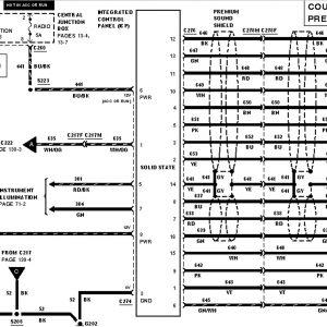 2000 ford Explorer Radio Wiring Diagram | Free Wiring Diagram