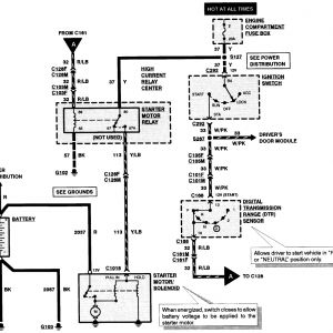 2000 ford F150 Starter solenoid Wiring Diagram - 240 Wiring Diagram to Her with ford F 150 Starter solenoid Wiring Rh Jamairline Co 2001 ford F 150 Starter Wiring ford F 150 Starter Wiring 10i