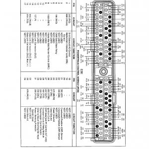 2000 ford Taurus Wiring Diagram - 1996 ford Taurus Wiring Diagram 20r