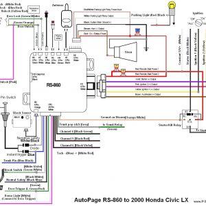 2000 Honda Civic Alarm Wiring Diagram - 2000 Honda Civic Alarm Wiring Diagram Alarm Wiring Diagrams and Kj Diagram Throughout Car In 11a