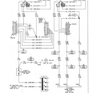 2000 Jeep Wrangler Wiring Diagram - 96 Jeep Cherokee Pcm Wiring Diagram Inspirational Jeep Wiring Diagrams & Wire Big 2007 Jeep 17c