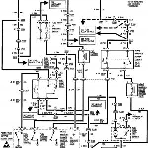 2001 s10 fuel pump wiring harness 2001 chevy blazer fuel pump wiring diagram | free wiring ...