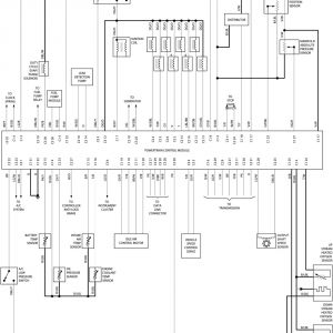 Radio Wiring Diagram For A Dodge Durango on
