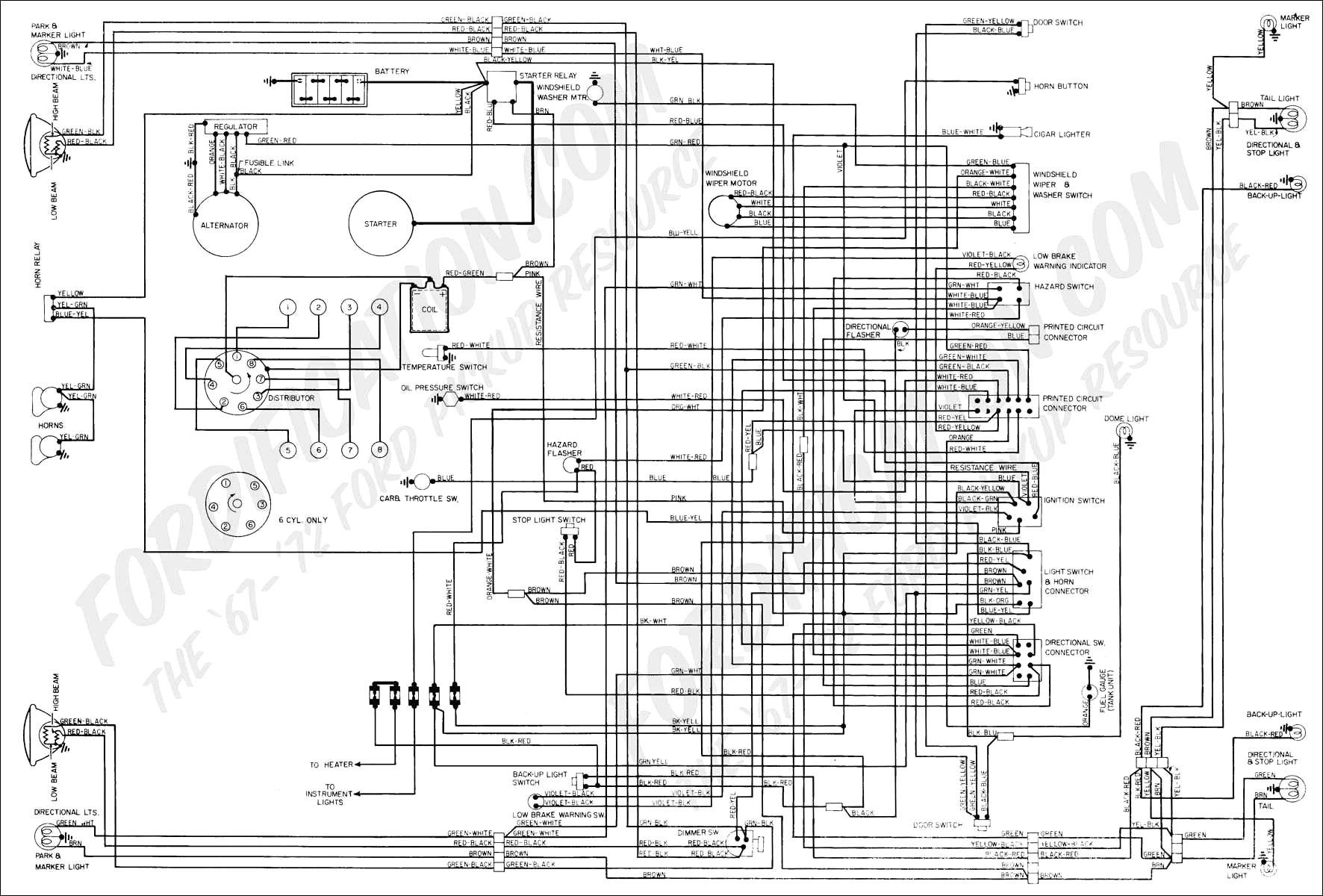 2001 Ford Escape Wiring Diagram