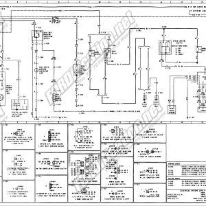 2001 ford F350 Wiring Schematic - Wiring 79master 8of9 9i