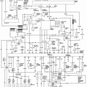 2001 ford Ranger Wiring Diagram Pdf - 1992 ford Ranger Wiring Diagram Luxury 1985 ford Ranger Stereo Wiring Diagram 1985 ford Ranger Wiring 9b
