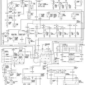 2001 ford Ranger Wiring Diagram Pdf - 2003 ford Taurus Wiring Diagram Pdf Collection Labeled 1991 ford Ranger Wiring Diagram 2000 ford 3g