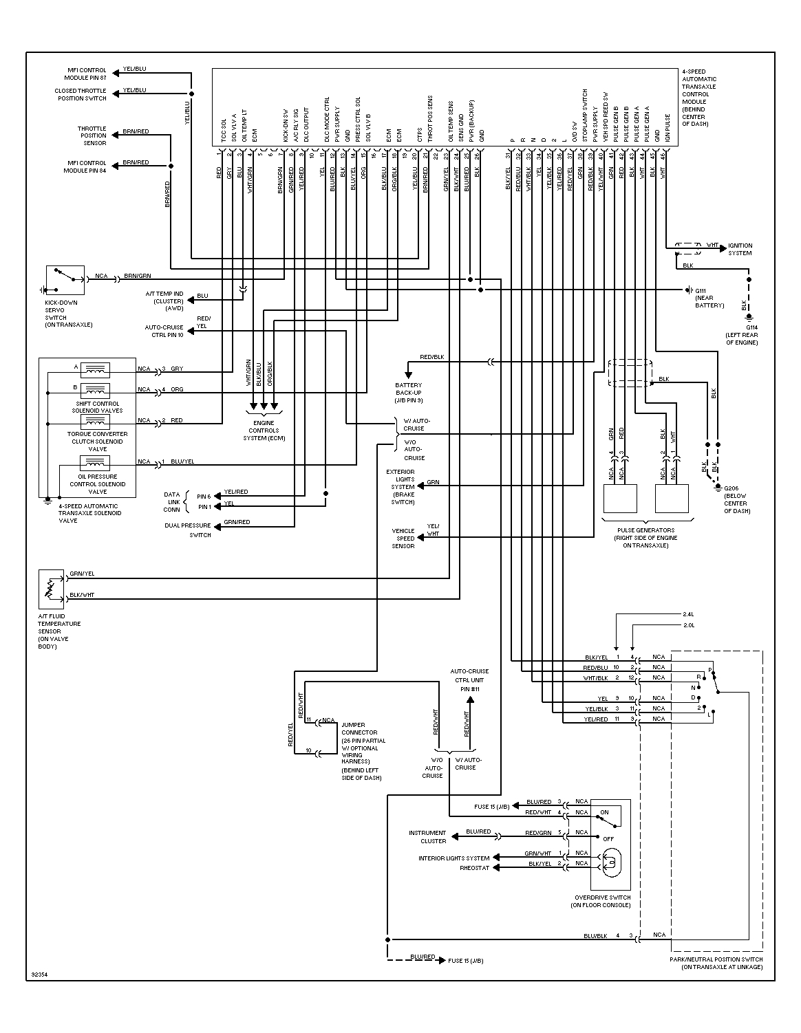 2001 mitsubishi eclipse wiring diagram | free wiring diagram wiring harness diagram for 2001 eclipse #6