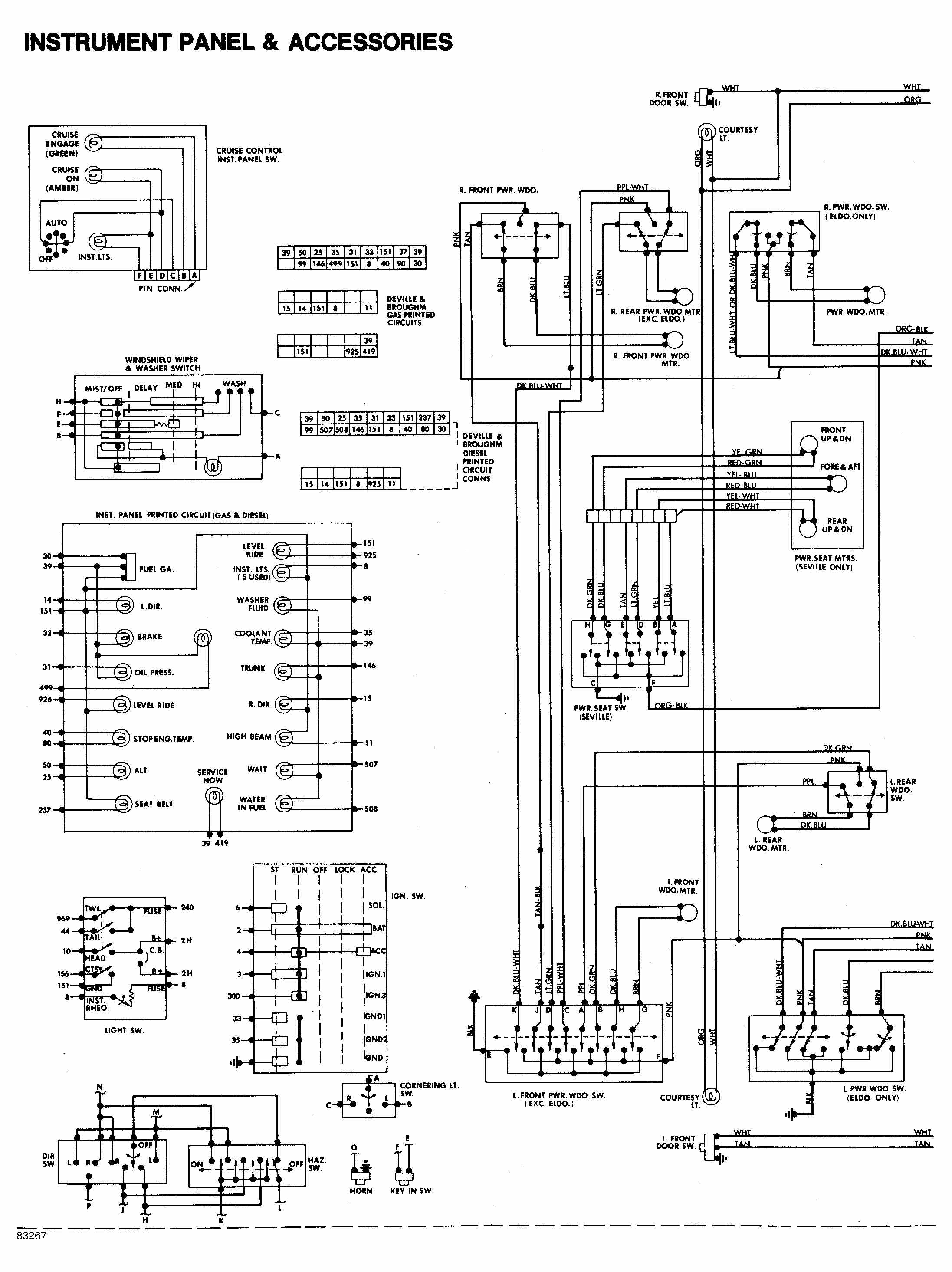 2002 cadillac deville factory amp wiring diagram Collection-2001 cadillac deville alarm wiring diagram wire center u2022 rh inkshirts co 1962 Cadillac Wiring 93 Cadillac DeVille Wiring Diagram 13-n