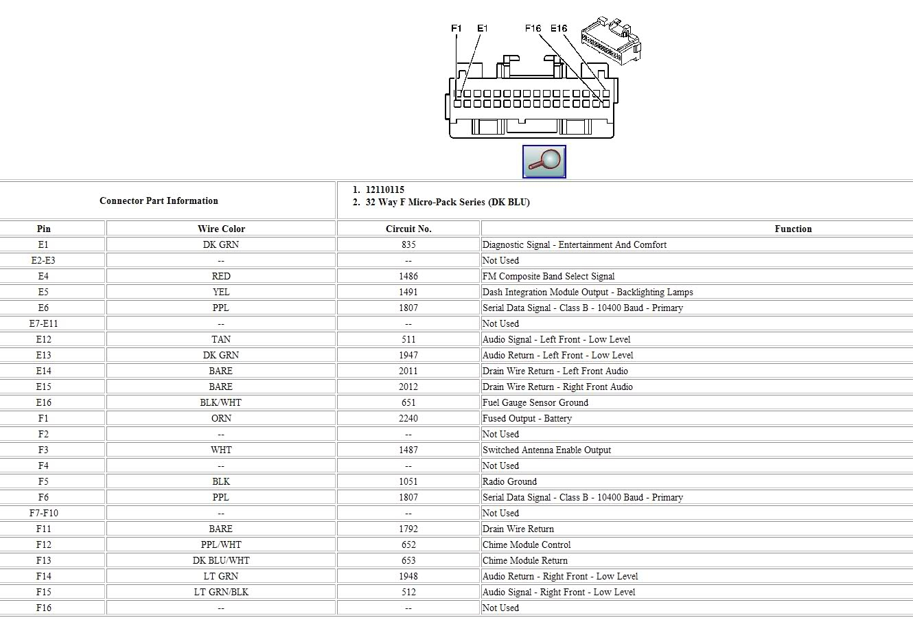 2002 cadillac deville factory amp wiring diagram Download-2002 cadillac deville factory and wiring diagram Collection 2011 Chevy Silverado Radio Wiring Diagram New 18-c