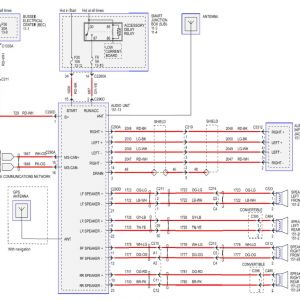 2002 ford Escape Radio Wiring Diagram - Wiring Diagram 2002 ford Escape Speaker Wire Radio Throughout Explorer 12 9e