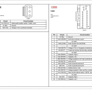 2002 mercury mountaineer radio wiring diagram 2002 mercury mountaineer brake wiring diagram