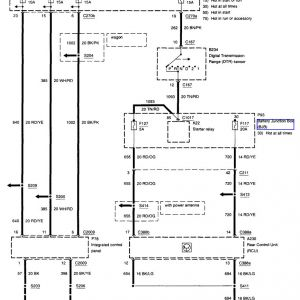 2005 Mercury Mountaineer Fuse Diagram - 88 Wiring Diagram