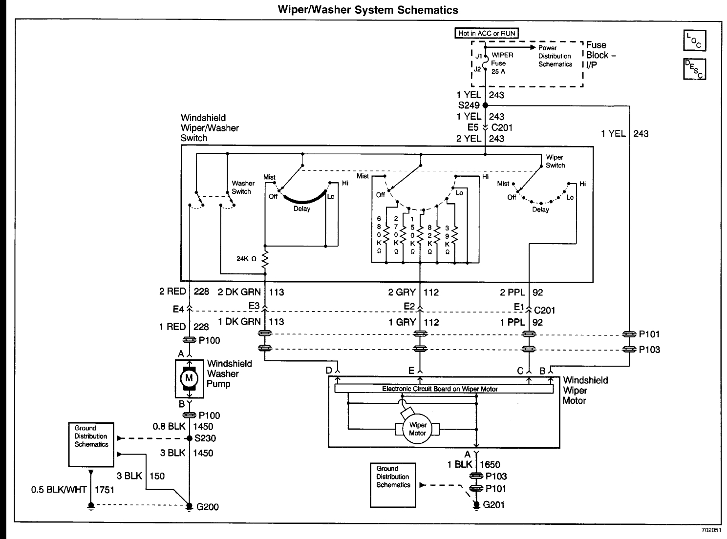 2003 buick century radio wiring diagram