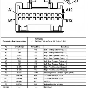 2003 Chevy Impala Radio Wiring Diagram - 2004 Chevy Malibu Radio Wiring Diagram aftermarket Radio Wiring Diagram 2004 Chevy Classic Electrical Rh 8a