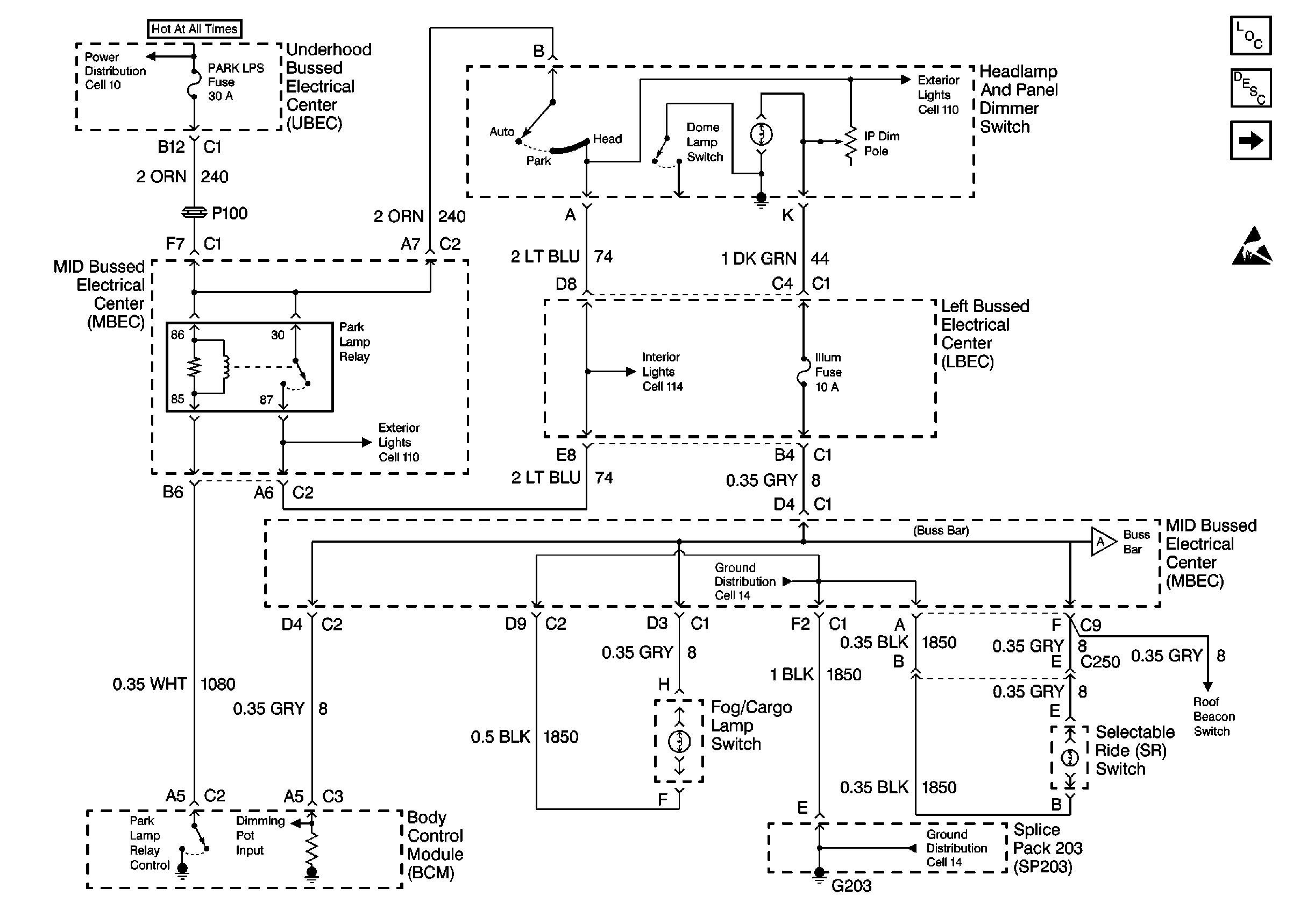 2003 silverado radio wiring diagram 2003 chevy silverado instrument cluster wiring diagram ... 2003 silverado cluster wiring diagram