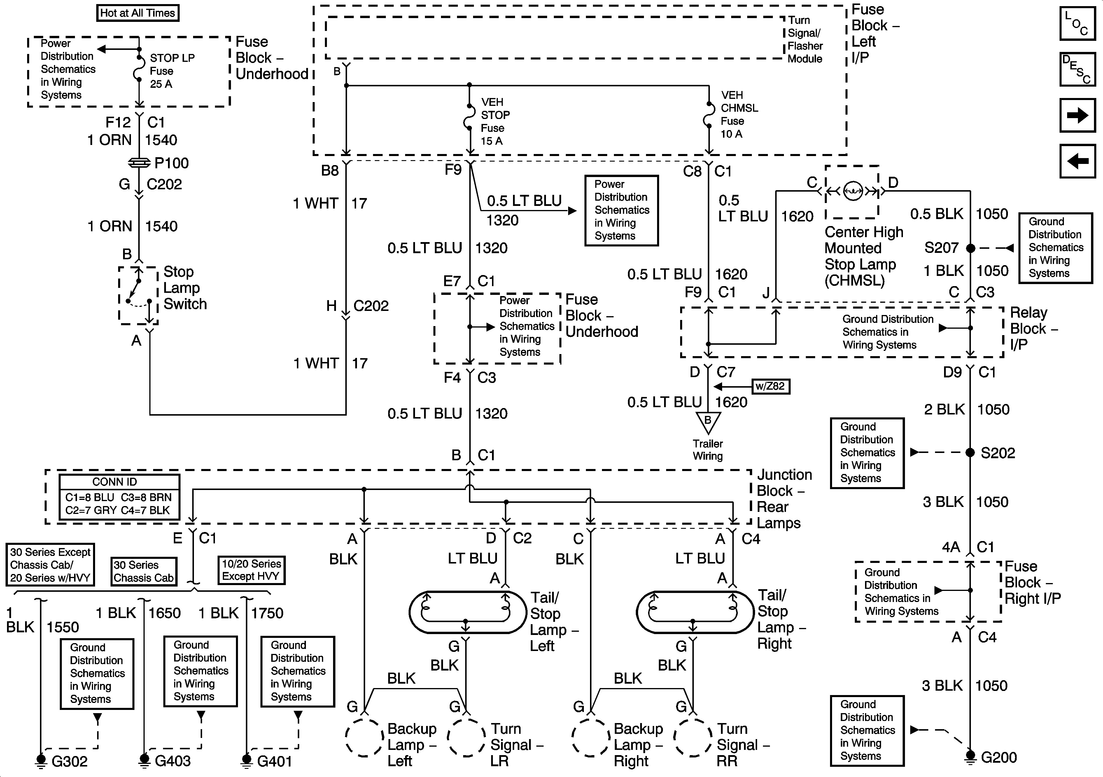 2003 Chevy Suburban Wiring Diagram
