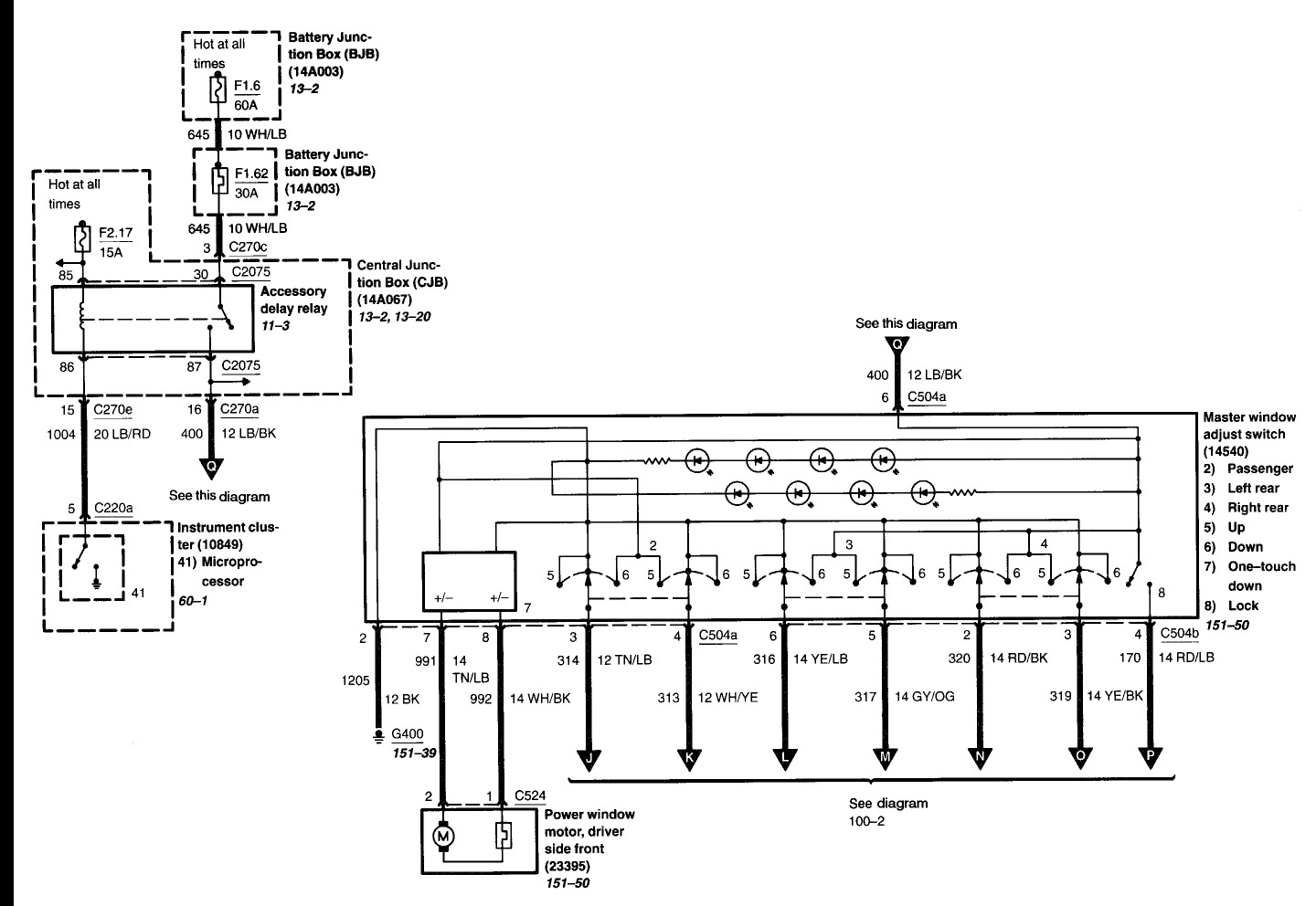 2003 Ford Explorer Wiring Diagram