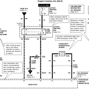 2003 ford Focus Wiring Diagram - 2003 ford Escape Radio Wiring Diagram ford Focus Wiring Throughout 2005 4g