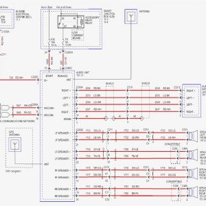 2003 ford Mustang Stereo Wiring Diagram - 2003 Mustang Radio Wiring Diagram 2003 ford Focus Stereo Wiring Diagram Luxury ford Mustang Gt 12s