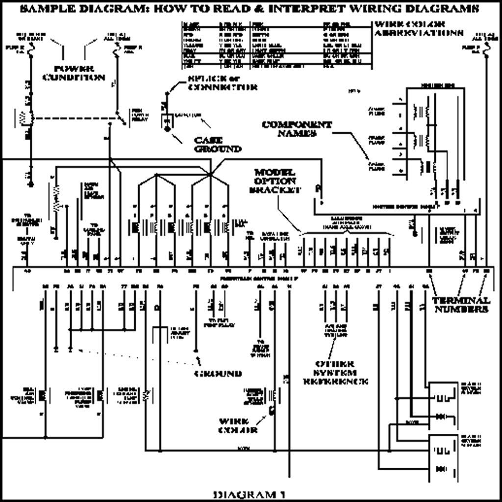 95 Toyota Camry Wiring Diagram