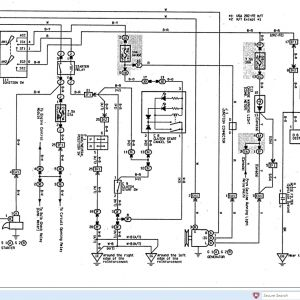 2003 toyota Matrix Wiring Diagram - 2003 toyota Ta A Wiring Diagram 14f