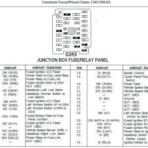 2003 toyota Matrix Wiring Diagram - Wiring Diagram toyota Matrix Interior Fuse Box Information and S Wiring Save as Diagram for Wiring 6t
