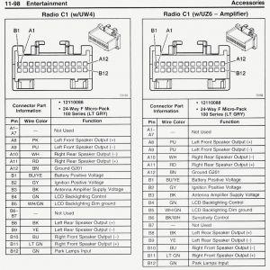 2004 Chevy Impala Radio Wiring Diagram - 2017 Silverado Speaker Wire Diagram Elegant Great 2004 Chevrolet Impala Car Stereo Radio Wiring Diagram 2004 16i