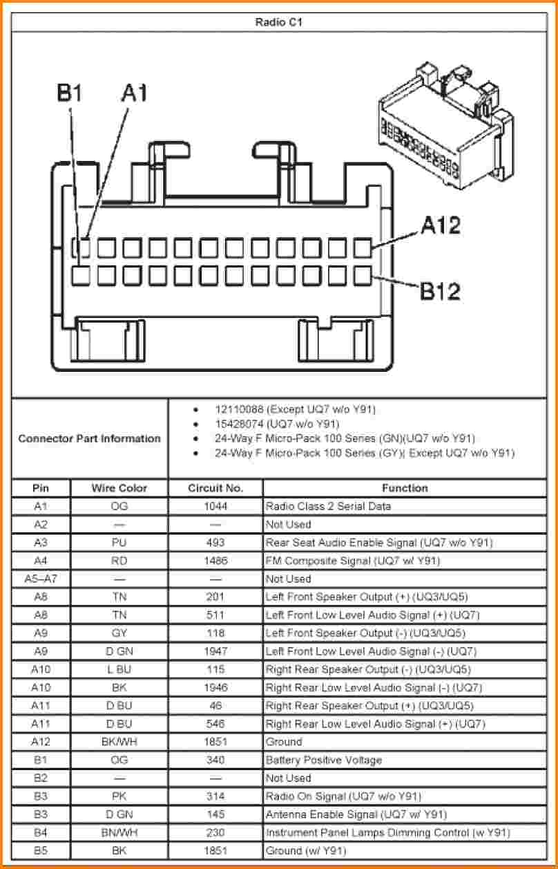 2000 chevy malibu radio wiring diagram 2004 chevy malibu radio wiring diagram | free wiring diagram #9