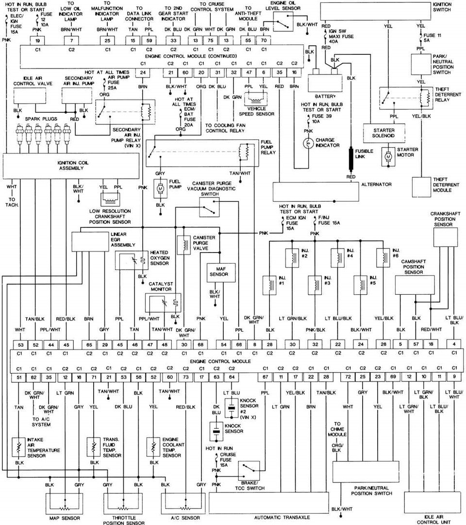 2004 chrysler pacifica wiring schematic