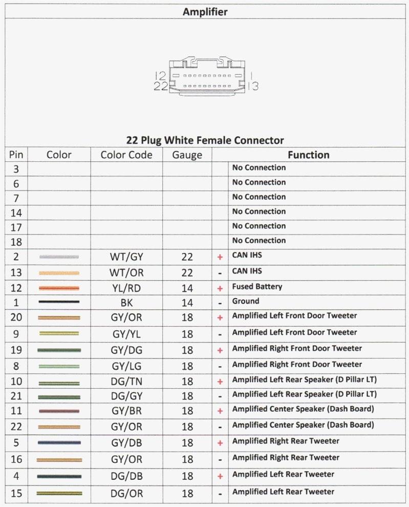 2004 Dodge Dakota Radio Wiring Diagram | Free Wiring Diagram