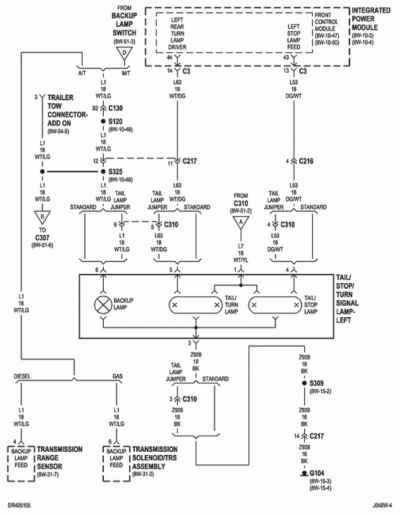 2004 dodge ram 1500 wiring diagram Collection-2004 dodge ram tail light wiring diagram Download 2004 Dodge Ram Wiring Diagram 19 12-l