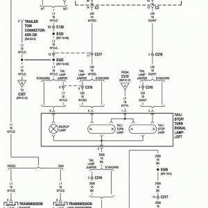 2004 Dodge Ram Tail Light Wiring Diagram - 2004 Dodge Ram Tail Light Wiring Diagram Download 2004 Dodge Ram Wiring Diagram 19 19k