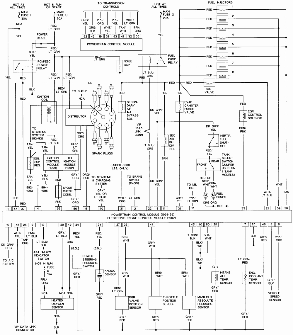2004 Ford F150 Wiring Diagram