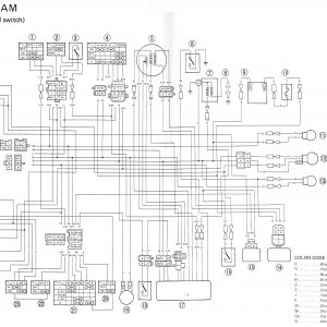2004 Yfz 450 Wiring Diagram - Contemporary 2006 Yfz 450 Wiring Diagram Ideas Electrical and 18i