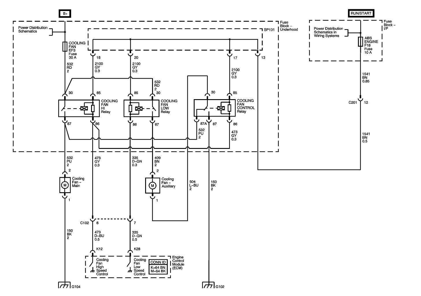 2005 chevy aveo wiring diagram