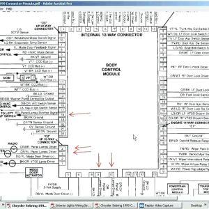 2005 Chrysler Sebring Radio Wiring Diagram - 2005 Chrysler 300 Car Stereo Wiring Diagram Civic Radio Accord 6k